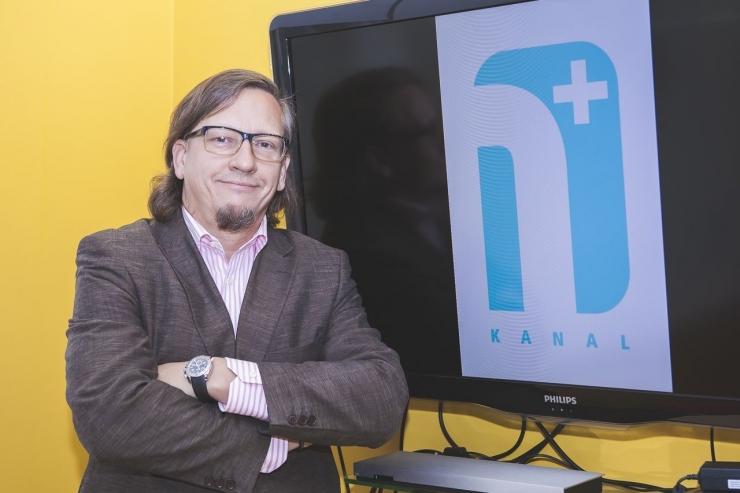 Tele-ettevõte BMA avas Eestis uue telekanali Kanal 1+