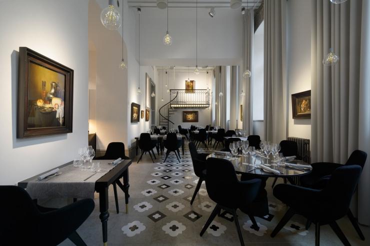 Kunstirestoran Art Priori lisati Põhjamaade hinnatud restoranigiidi White Guide