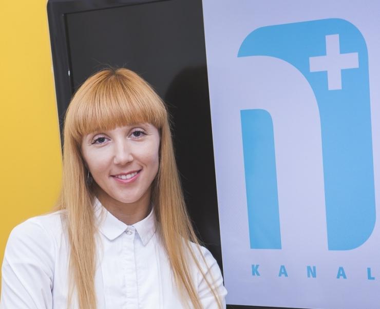 Uus telekanal Kanal 1+ jõudis vaatajate televiisori ekraanidele