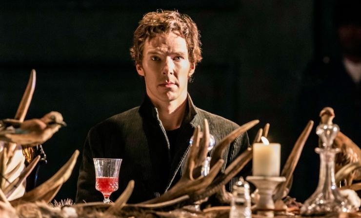 """Londoni rahvusteater toob kinno """"Hamleti"""" kordusetendused"""