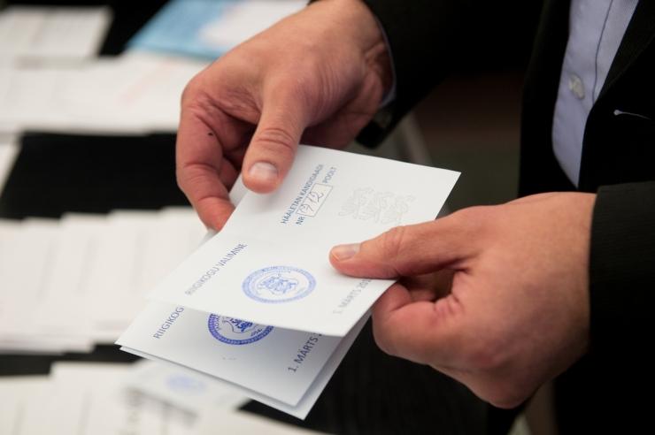Valimisea langetamine kohalikel valimistel jäi vastu võtmata