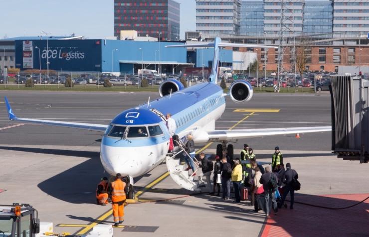 MKM suunas Estonian Airi piletite muutmishanke valitud firmadele
