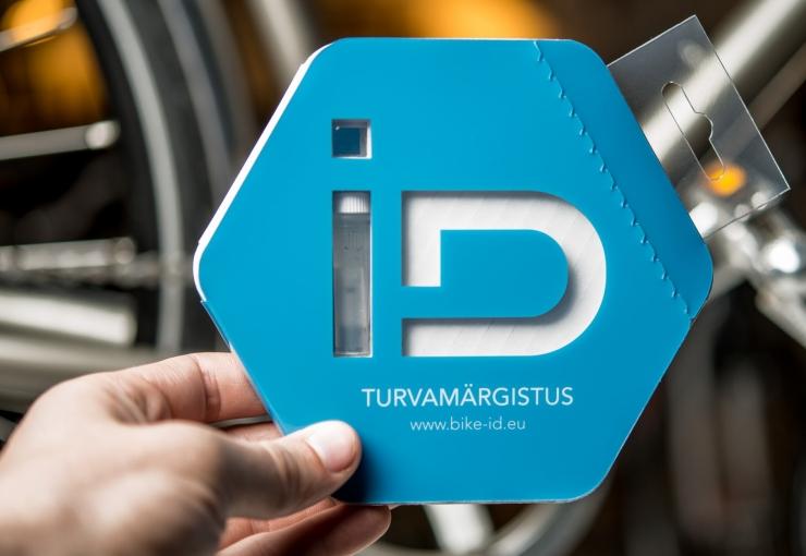Eesti start-upi üleilmse rattaregistriga Bike-ID on liitunud tuhanded