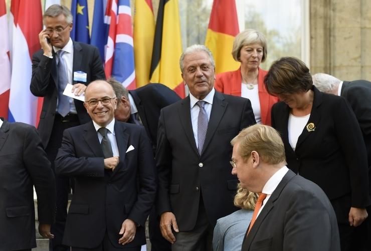 EL-i siseministrid kohtuvad reedel kõnelusteks terrorismi üle