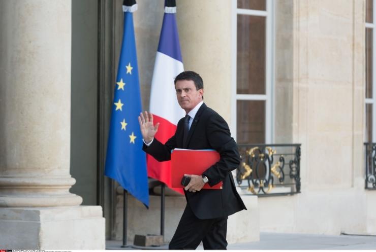 Valls: Pariis ei täida julgeolekukulutuste tõttu EL-i eelarvereegleid