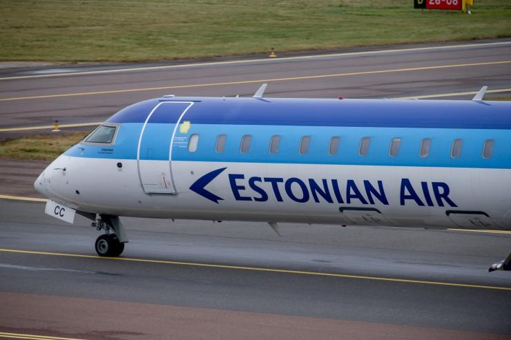 Maksuamet ei nõustu Estonian Airi töötajate nõuete eelistamisega