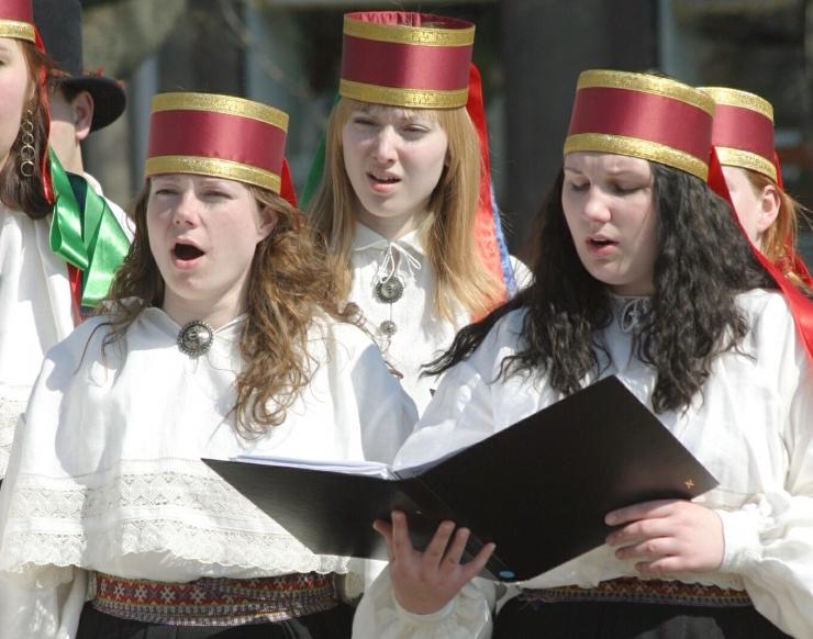 Segakoor Noorus annab kontserdi Vanalinna Muusikamajas