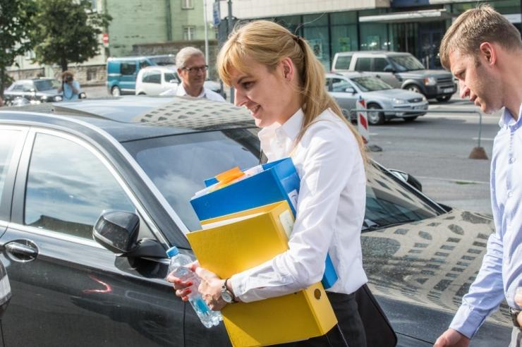Prokuratuur esitas Tallinna Sadama asjas kahtlustuse kahele poolakale