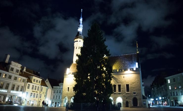 Pealinna jõulurahu väljakuulutaja pole veel teada