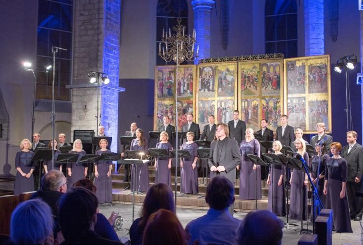 Eesti Filharmoonia Kammerkoor esitab Alfred Schnittke suurteost Eestis ja Hollandis
