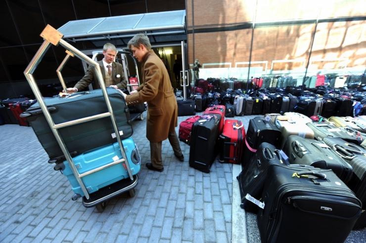 Surve palgakulule viis hotellid mullu 26 miljoniga kahjumisse
