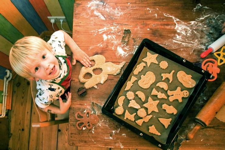 Jõulurõõmu jagajad toovad haigetele lastele vajalikke annetusi