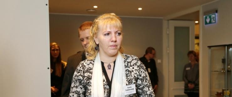 Karin Tammemägi: minu jaoks on Eesti Päevalehe laimust mõõt täis