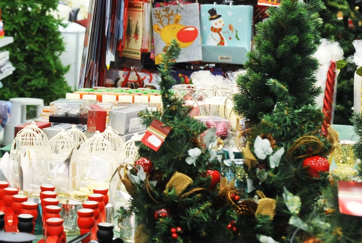 Jõulueelne ostuhullus tekitab stressi ja koormab keskkonda