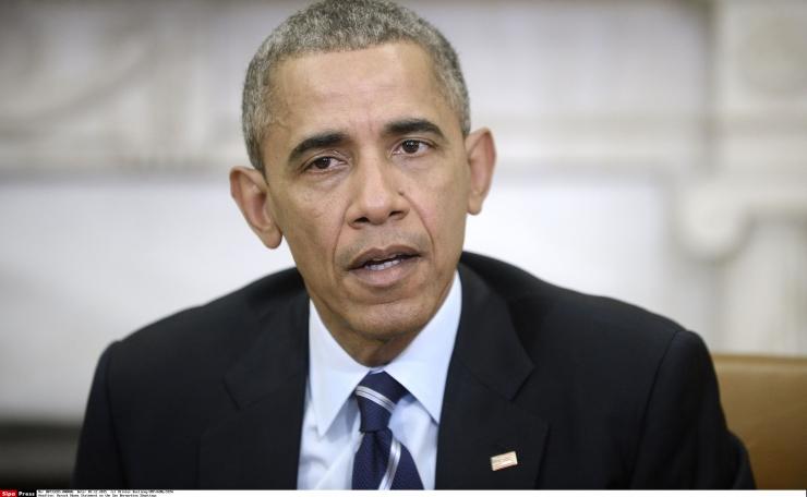 USA president Barack Obama teeb terrorismiteemalise telepöördumise