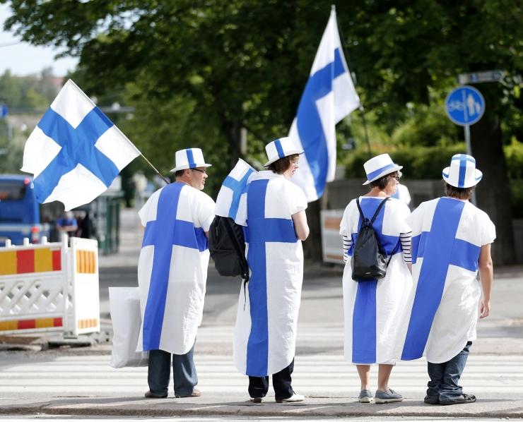 Põhjanaabrite pidupäev: täna on Soome iseseisvuspäev