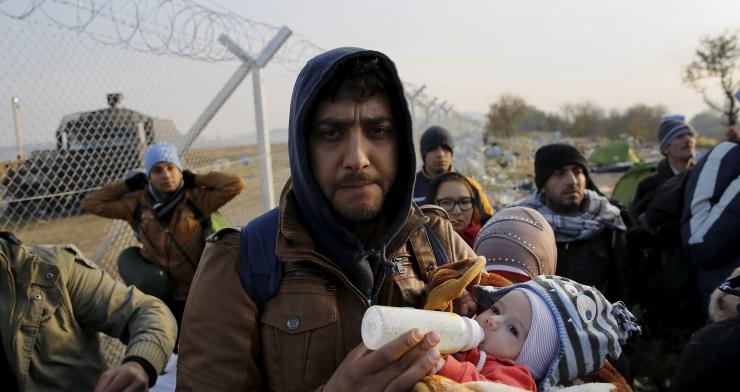 SUNNITUD VASTUVÕTT: Valitsus tahab Tallinna pagulastega üle ujutada