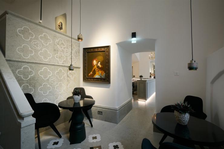 Kunstirestoran Art Priori sai tunnustuse oma unikaalse interjööri kontseptsiooni eest