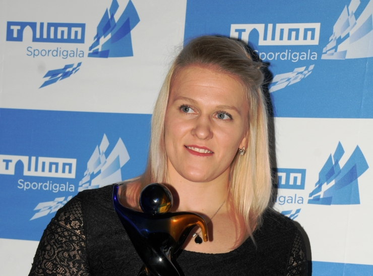 Parim naissportlane Epp Mäe: ma maadlen end ilusaks!