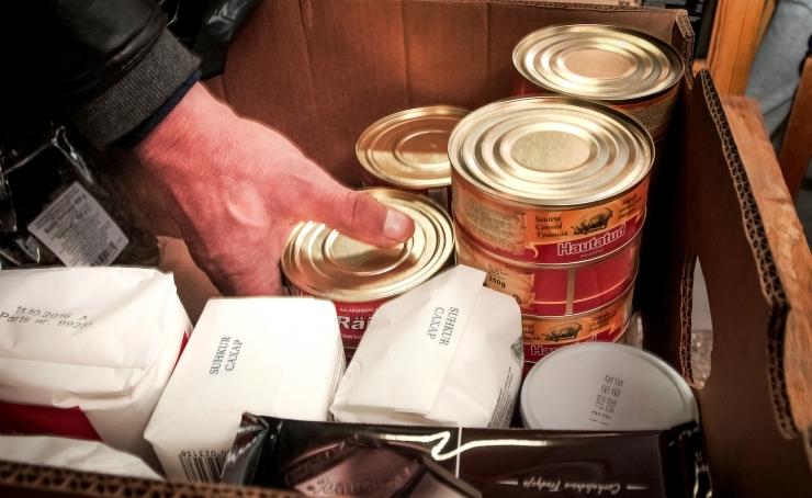 Toidupangad korraldavad taas toidukogumispäevad