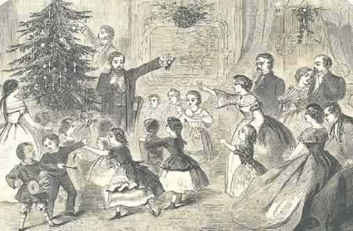AJALUGU: Keskajal Raekoja platsil seisnud jõulupuu oli samas ka vastlapuu