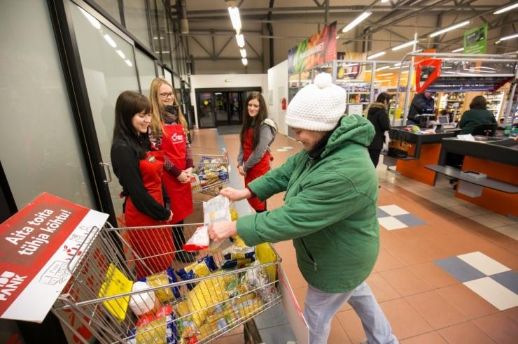 Toidupanga juht: vaesuse tõttu vajab Eestis abi ligi 100 000 inimest