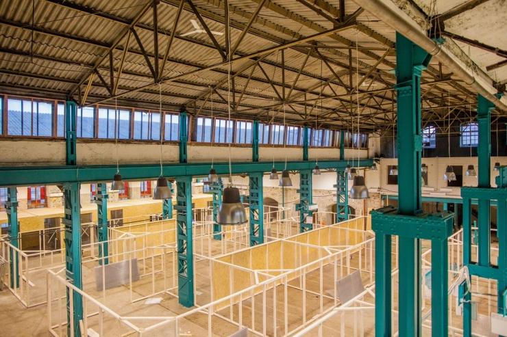 Tallinna Balti jaama turg kolib ajutisele Depoo turule