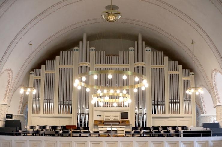 Tallinn tervitab uut aastat Bachi muusikafestivaliga