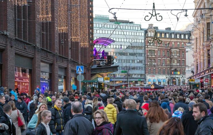 Helsingi politsei: pagulaste seksuaalkuriteod on tõsine probleem