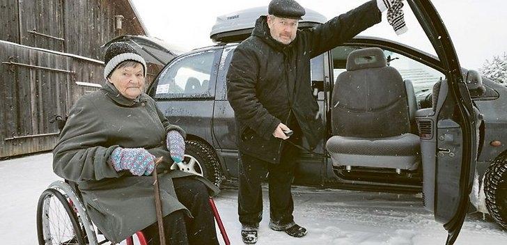 Invataksojuhi Ants Väärsi uue auto annetuskampaania edeneb: veel kaks korda nii palju ja oleksime koerast üle, jääks ainult saba