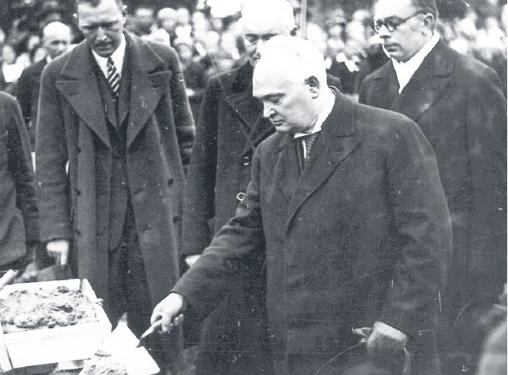 Diktatuuri kehtestanud Päts hakkas isiklikult Tallinna linnapead määrama