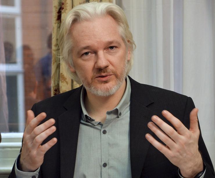 Assange annab end Briti politseile üle, kui ÜRO tema vastu otsustab