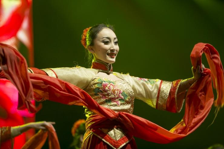 TÄNA! Uiskudel draakon toob kohale Hiina uusaasta