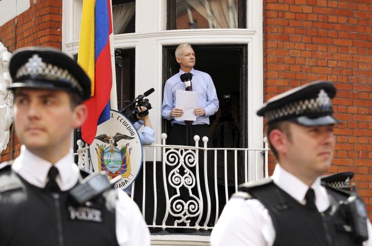 Briti valitsus lükkas ÜRO ekspertkogu otsuse WikiLeaksi asutaja Julian Assange'i osas tagasi