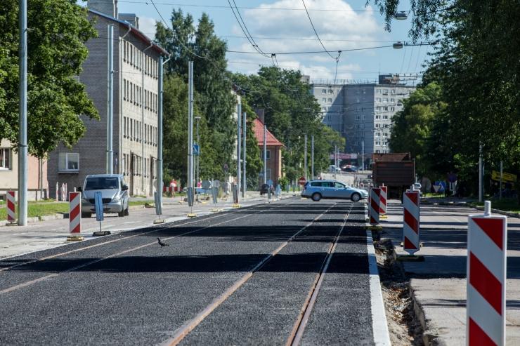 Tallinn saab Piimamehe ja Räniliiva tänava ning Kesalille tee