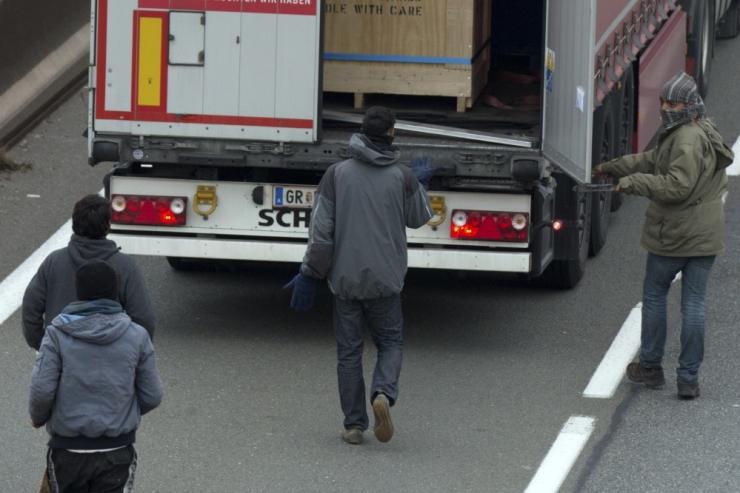 Euroopa migratsioonikriis sunnib Leedu autovedajaid meetmeid rakendama