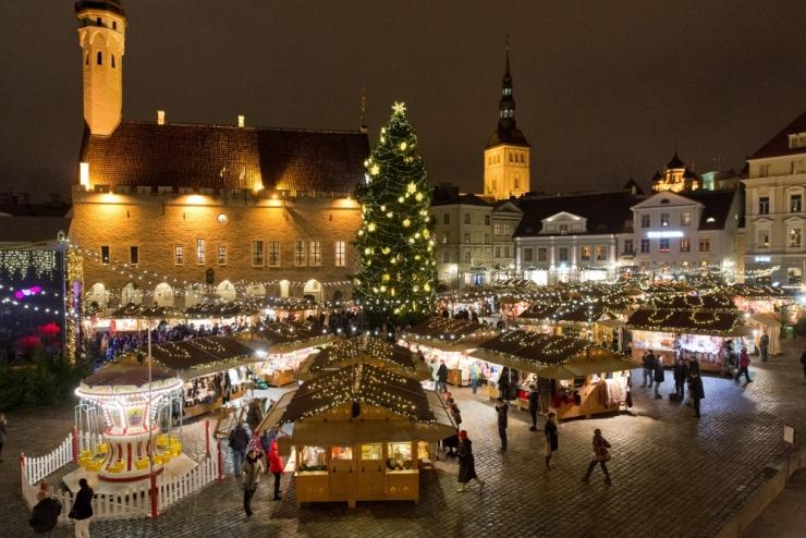 Turismifirmade liidu juht: Tallinn on Baltikumi pärl
