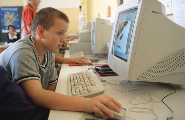 Kleinberg: lapsed armastavad end arvutisse uputada
