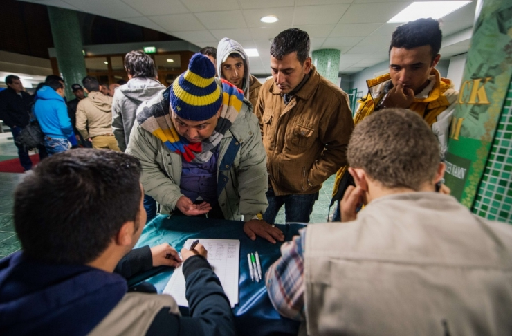Ministeerium eitab uute pagulaskeskuste avamise kava