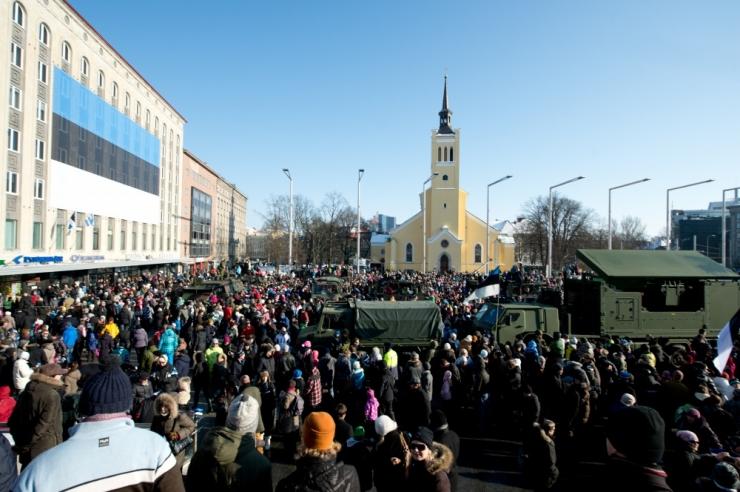 57a7da765a5 AJAKAVA: Eesti Vabariigi 98. aastapäeva tähistamine teles - Kultuur