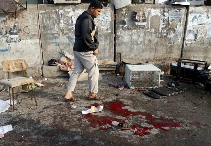 ISLAMIRIIK RÜNDAB: Bagdadi plahvatusohvrite arv on tõusnud 73-ni