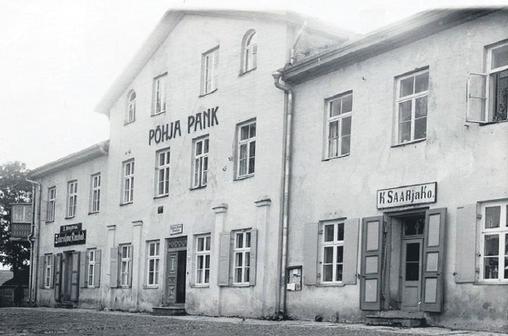 Eesti Pank laenas end Pätsi semudest suurfirmaomanikele kullast tühjaks