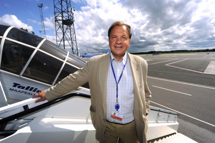 Tallinna Lennujaama nõukogu rahuldas juhatuse esimehe lahkumispalve