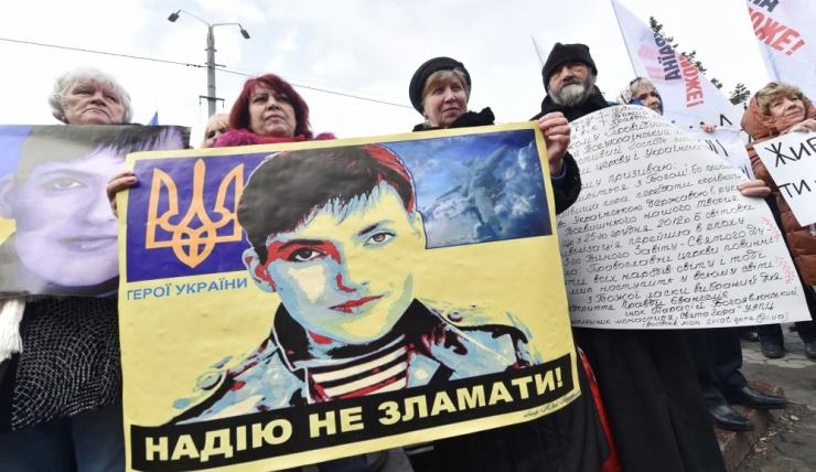 Riigikogu soovib Venemaalt kiiret Ukraina meelsusvangi vabastamist