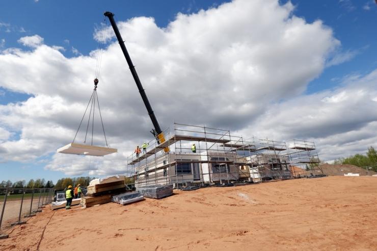 Eestlased ehitavad sisserändajatele 5000 maja