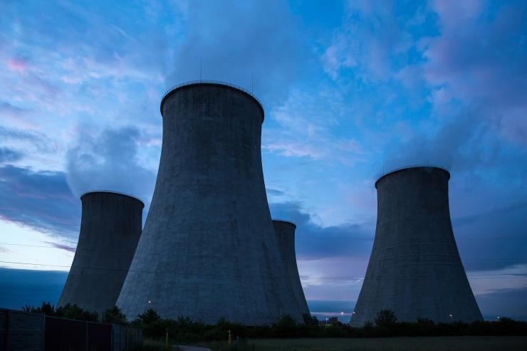 TAKISTAMISE ASEMEL TIIVUSTAVAD: Karmimad keskkonnaseadused annavad ettevõtlusele ja innovatsioonile hoogu juurde