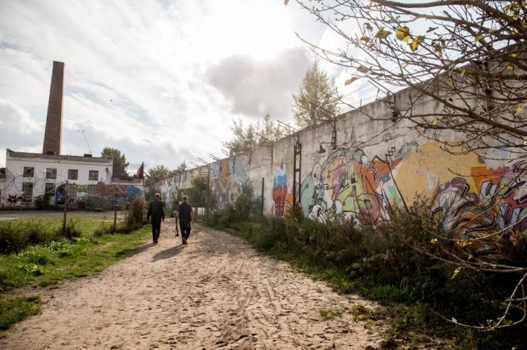 Tallinna Patarei merekindlus jõudis enim ohustatud mälestiste hulka