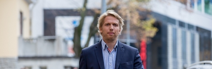 Jaanus Karilaid kandideerib Keskfraktsiooni esimeheks