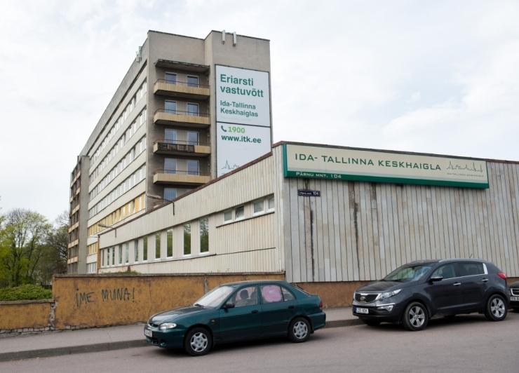 e021f94b0fc Suurel reedel on Ida-Tallinna Keskhaigla polikliinikud, registratuurid ja  telefoniteenindus suletud