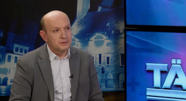 Kalev Stoicescu: kõik need kloaagid, kus terroristid pesitsevad, tuleb hävitada